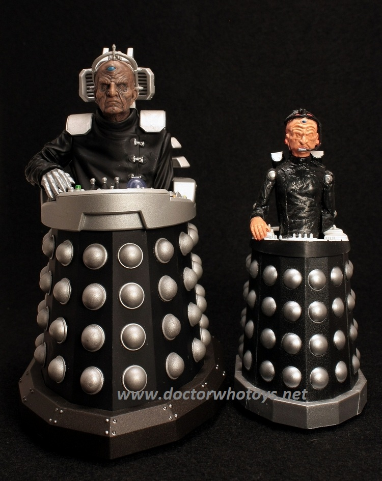 Dapol and Character Options Dr Who Figures