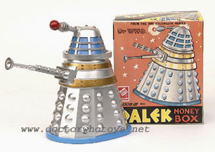 1960s Codeg Mechanical Dalek