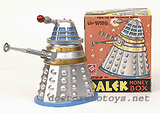 Codeg Dalek Money Box