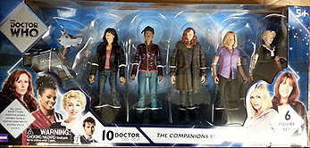 The Companions Set Revised Packaging