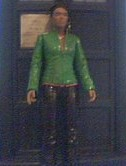 Customised Martha from The Doctor's Daughter