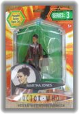 Series 3 Martha Jones with Bag Accessory