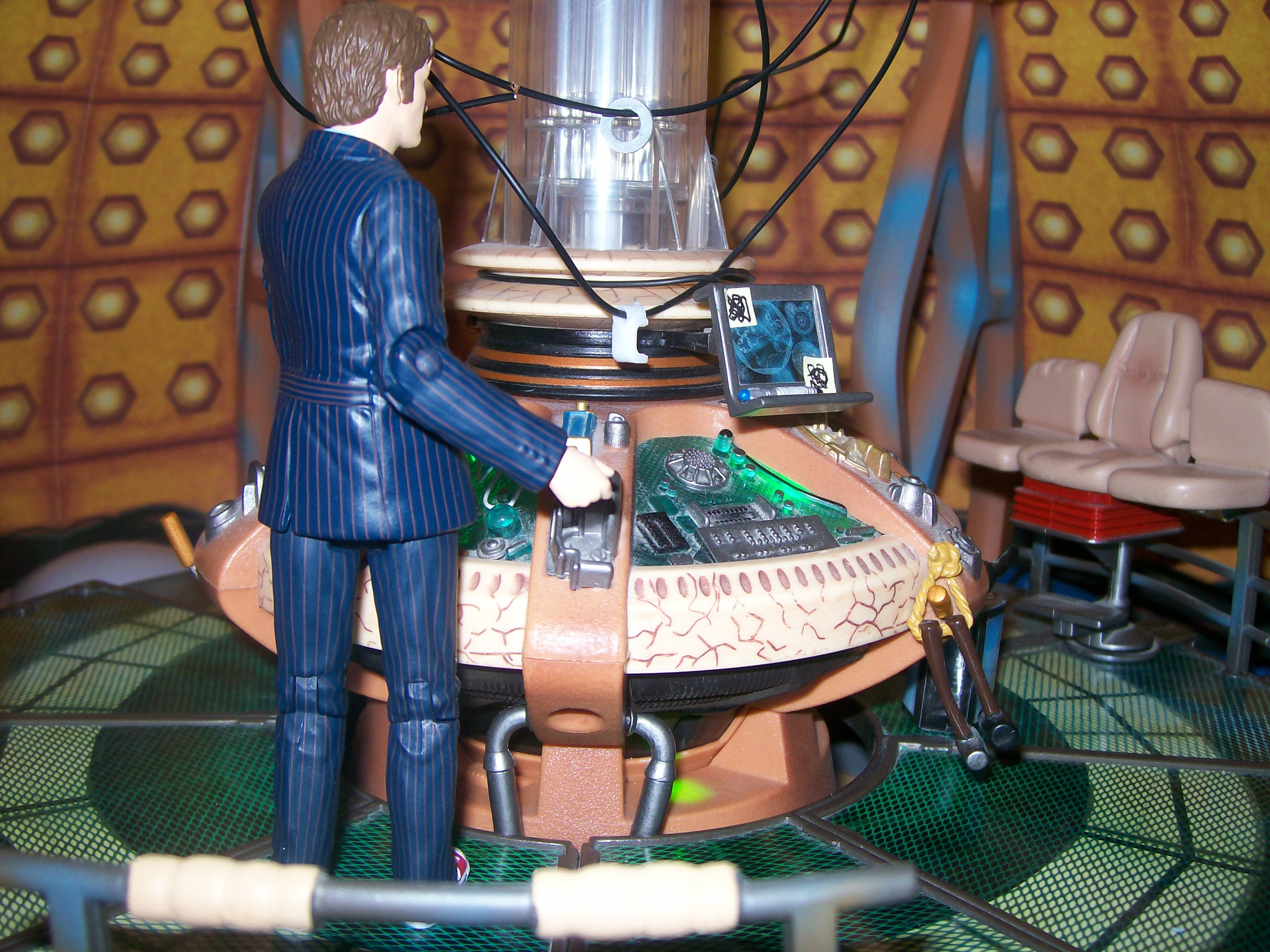 Phillips Screwdriver Tip Custom Doctor Who Toys