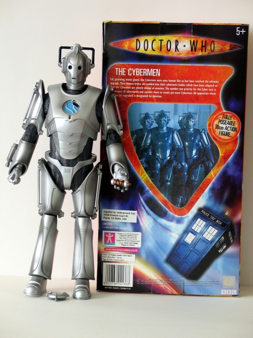 Character Options Cyber Leader 12 Inch Action Figure