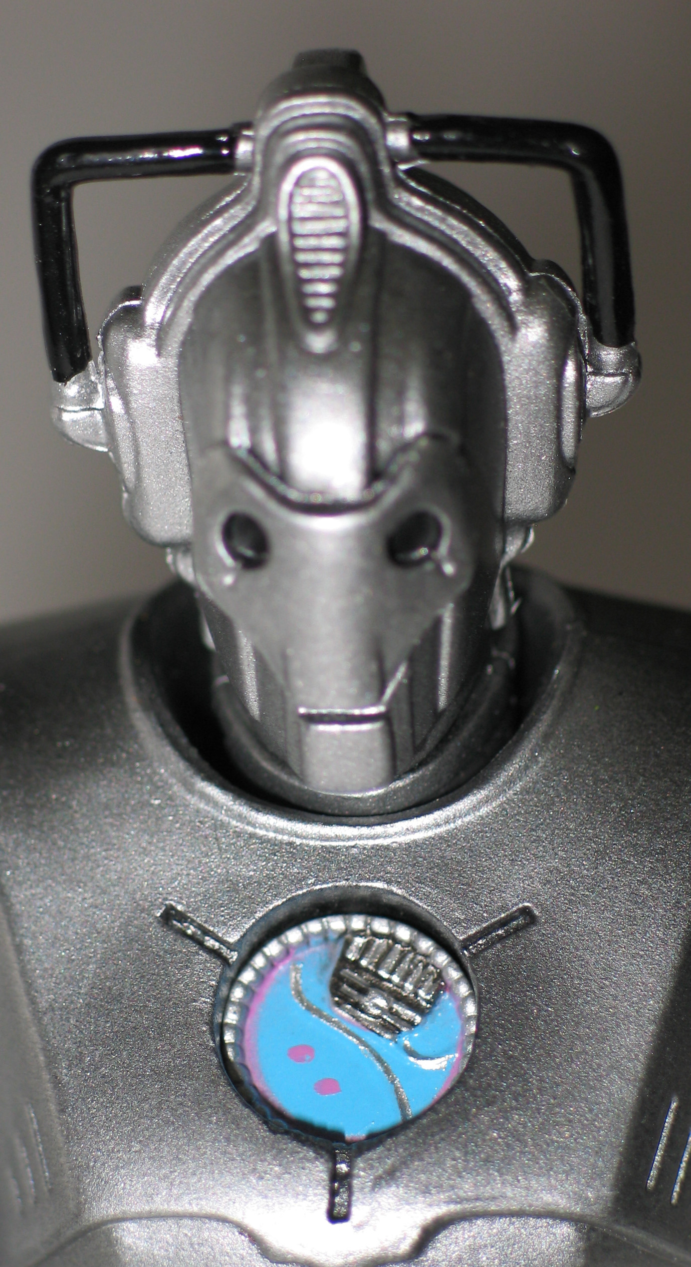 Cyber Leader five inch figure