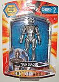 Cyber Leader with Gun Arm