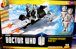 Cyberman Speeder Mini Set