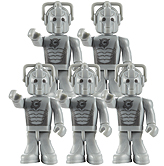 Cyberman Army Builder Pack