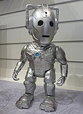 Cyberman Robot from Cyberman Attack Sonic Blast Game