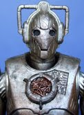 Corroded Cyberman With Chest Damage