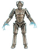 Corroded Cyberman With Limb Damage and Electric Hands