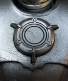 Cyberman Flesh Mask