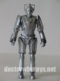 Cyberman 5 Inch Action Figure With Gun Arm