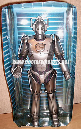Cyberman Chest Bolts 12 Inch Action Figure