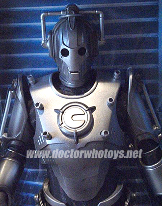 Cyberman 12 Inch with Chest Bolts