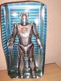 Cyberman with Chest Bolts