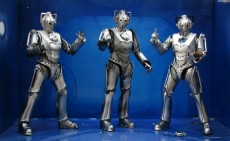 Cyberman Comparison Photo