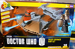 Dalek Skimmer Mini Set