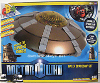 Dalek Spaceship Set