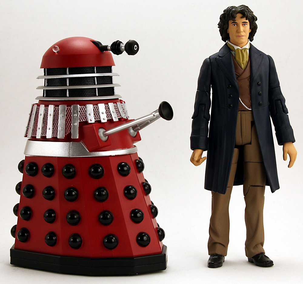Alpha Dalek & 8th Doctor