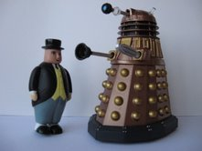 The Fat Controller and Dalek Thay