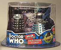 Dalek Collector Set #2 Dalek Invasion of Earth
