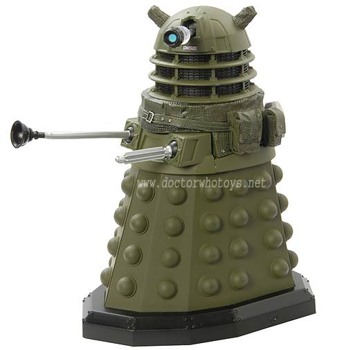 Dalek Ironside (With Ear Covers)