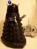 Black Dalek 12 Inch RC