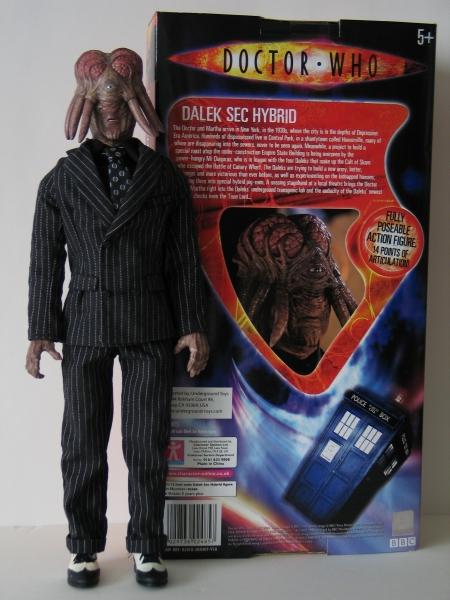 Character Options Dalek Sec Hybrid 12 Inch Action Figure