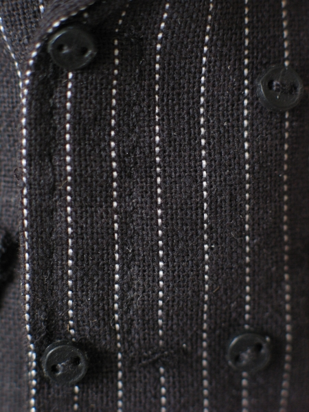 Dalek Sec Hybrid 12 Inch Action Figure Fabric Detail
