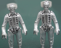 Dapol Early Classic 1960's style Cyberman
