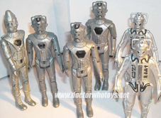 Dapol Cyberman - Thanks Ian O