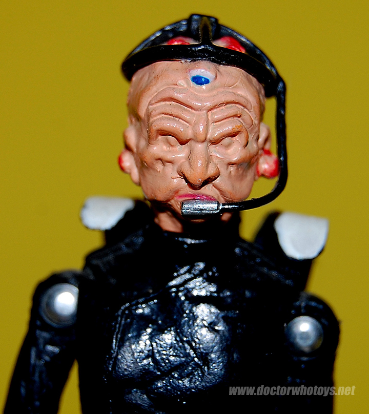 Doctor Who Action Figures - Davros
