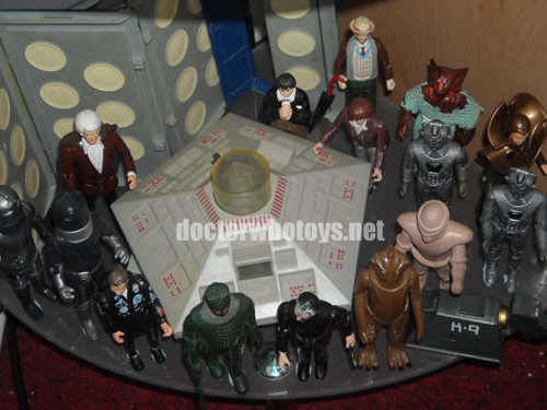 Dapol Doctor Who Figures - Thanks Ian O
