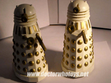 Dapol Imperial Daleks - Thanks Ian O