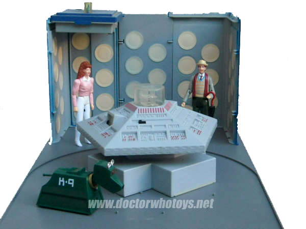 Doctor Who Toys 1980s