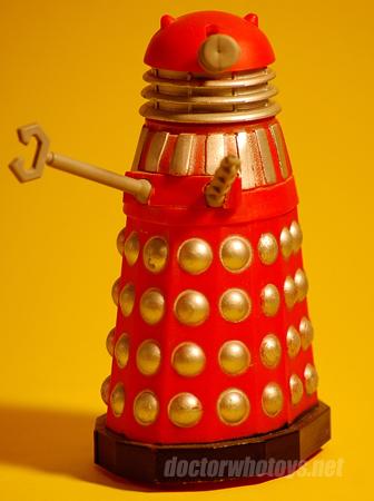 Doctor Who (Dapol) 1987 Dapolreddalek