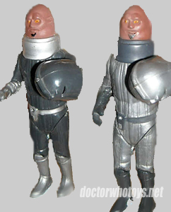 Dapol Sontarans (removable helmets)