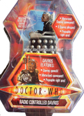 5 Inch RC Davros - Thanks Matthew