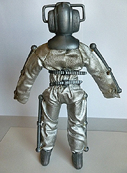 Denys Fisher Cyberman Rear of Figure