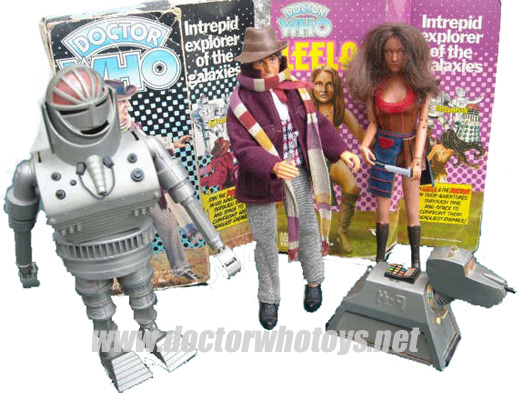Denys Fisher Doctor Who Toys