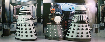 Destiny of the Daleks Set - Thanks Cameron