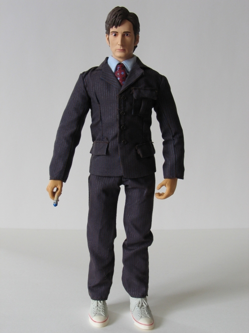 The Doctor 12 Inch Action Figure