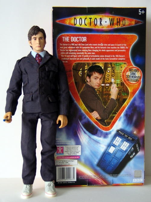 Character Options The Doctor 12 Inch Action Figure
