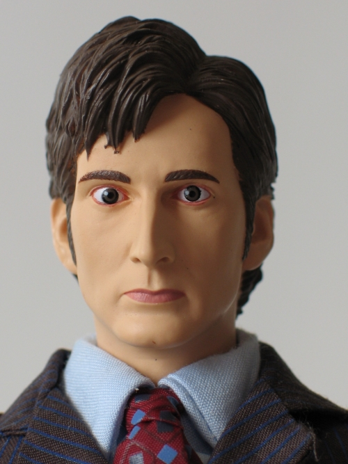 The Doctor12 Inch Action Figure Portrait