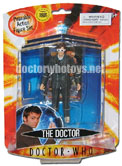 The Doctor in 3D Glasses