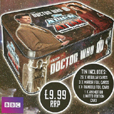 Topps Doctor Who Alien Attax