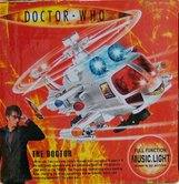 Bootleg Doctor Who Helicopter