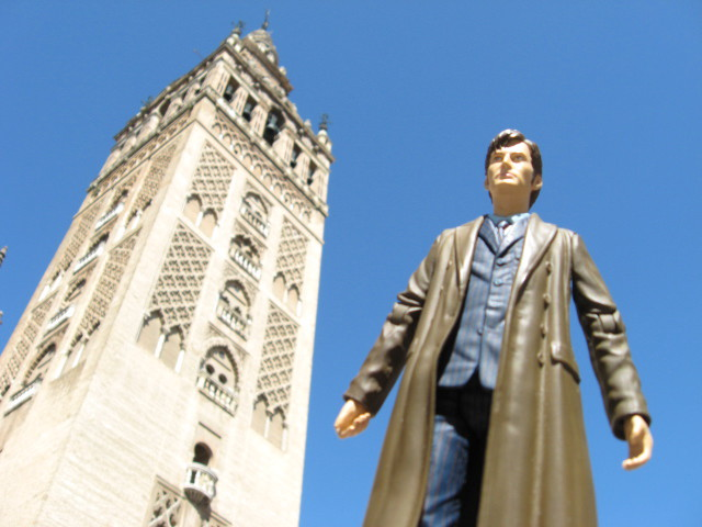 The Doctor and La Giralda