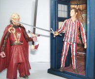 Doctor in Pyjamas with Sword Accessory